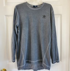 Adidas/ Long Sleeve Shirt